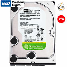 "1000GB (1TB) Hard Drive SATA 3.5"" CCTV DESKTOP Major Brands WD Seagate & Hitachi"