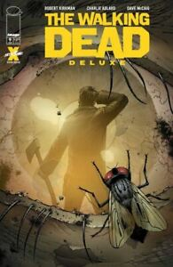 The Walking Dead Deluxe #9 Cover B Moore & McCaig