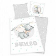 Bettwäsche glatt Dumbo Elefant Holt Max Colette Milly 135 x 200 cm Geschenk NEU