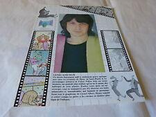 LIONEL KOECHLIN & SERGE CLERC - Mini poster couleurs recto verso !!!!