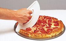 Rock'n Roll Pizza Cutter, White (Rockn Roll Rocking Pizza Cutter)