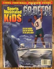 1995 Sports Illustrated For Kids Magazine Dan Marino Dolphins*Free Shipping*