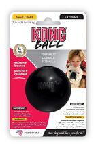 TOY KONG BALL SMALL 5 CM BLACK