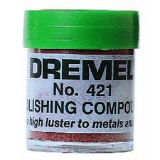 Dremel 421 Polishing Buffing Compound for High Speed Rotary Drill Tools