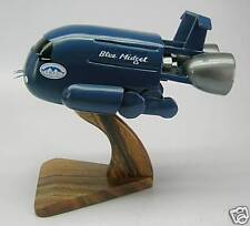 Blue Midget Red Dwarf Spacecraft Wood Model Free Ship