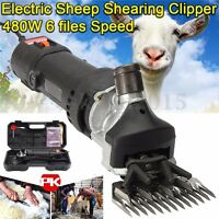 Electric Shearing Supplies Clipper Shear Sheep Goats Alpaca Farm Shears