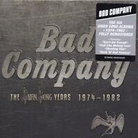 Bad Company - The Swan Song Years 1974-1982 6CD Boxset (2019) BRAND NEW