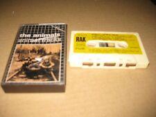 The Animals Spanish Cassette Animals Tracks Promo