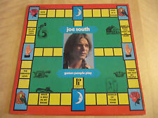 Joe South, Games People Play, LP, US, ottimo stato!!!