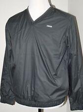 Izod Performx Men's Pullover Golf Jacket Shirt Gray/Black size Small S