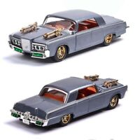 1:43 Green Hornet Chrysler Modified Movable Classic Car Sound and Light Toy 1966