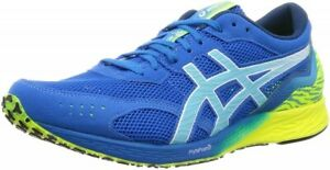Asics Running Shoes TARTHEREDGE 1011A544 Directoir Blue/Ice Mint With Tracking