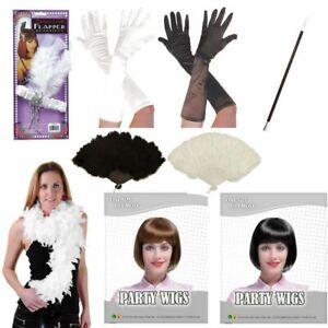 Girl Gatsby Ladies Fancy Dress Accessories Flapper 1920s Theme Charleston women