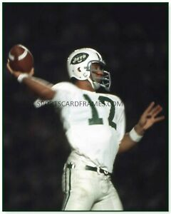 Joe Namath New York Jets PHOTO/POSTER/PRINT (comes in 3 sizes)