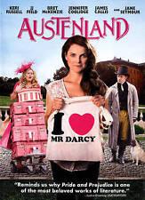 DVD Austenland  - Keri Russell Jane Seymour Jane Austen Very Good