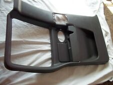 2000-2006 CHEVY GMC REAR LEFT DRIVER DOOR INNER PANEL ARM REST COVER PULL GRAY