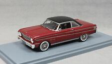 Neo Models Ford Falcon Futura Sprint in Dark Red 1964 45674 1/43 NEW