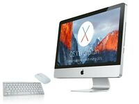 "Apple iMac 20"" All-In-One Upgrade iMac Updated Mac OS + Extras"
