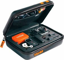 Sp Gadgets Pov Waterproof Storage Aqua-Case for Action Cameras - Black / Leeda