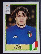 ☆ PANINI euro 2000-ITALIA/ITALIA PAOLO MALDINI #170