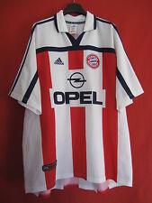 Maillot Adidas Fc Bayern Munchen 2000 Opel Gardien Munich - XXL