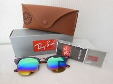 RAY-BAN 'CLUBMASTER' SUNGLASSES - RB 30I6