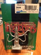 Stone Lurker 2658   Reaper Miniatures   Dark Heaven Legends  New Mini in Package