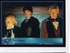 DOCTOR WHO DEFINITIVE  SERIES 2 BASE/BASIC/SINGLE   CARD   ...CHOOSE 001 TO 120