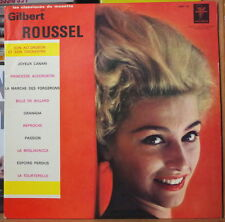 GILBERT ROUSSEL CHEESECAKE COVER 25cm FRENCH LP