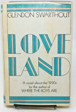 LOVELAND by Glendon Swarthout (1968) ex-library