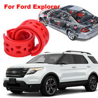 2x Car Front Shock Absorber Spring Bumper Power Cushion Buffer For Ford Explorer