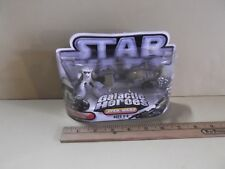 "Star Wars Galactic Heroes Scout Trooper & Speeder Bike 2.5""in Figure"