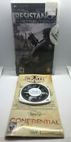 Resistance Retribution - Complete - Tested & Works - Sony PSP