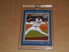 2008 Southern League CLAYTON KERSHAW Minor League RC Rookie! DODGERS! RARE! $$$