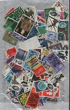 GB Kiloware off paper 150+ pre decimal used excellent selection stamps many sets