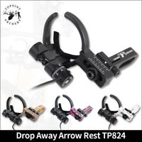 Archery Drop Away Arrow Rest Left/Right Hand  Compound Bow Outdoor Hunting