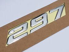 297 Chrome Badge HSV VZ CLUBSPORT GTS SENATOR Mods.
