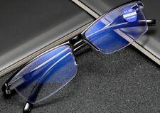 Lesebrille - Lesehilfe - Blaulichtfilter - Blaufilter - Halbrahmen