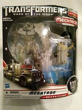 TRANSFORMERS DARK OF THE MOON MEGATRON MECHTECH NIB