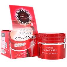 Shiseido Japan Aqua Label Moist 5-in-1 Collagen GL Gel Cream (90g/3oz.)