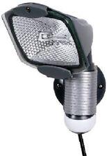 (1) Cooper Lighting/Regent Light 100W Motion Plug In Floodlight - Ms100Pg