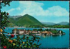 AD4671 Isola Bella (VB) - Panorama - Cartolina postale - Postcard