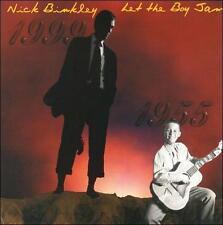Let the Boy Jam * by Nick Binkley (CD, Feb-2000, PSB)