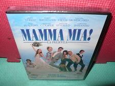 MAMMA MIA - BROSNAN - STREEP - FIRTH  - NUEVA -  dvd