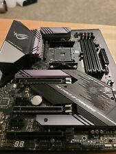 ASUS ROG STRIX X570-E GAMING with Wi-Fi 6 AMD AM4 ATX Motherboard opened