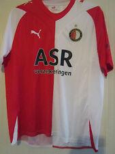 Feyenoord 2009-2010 Home Football Shirt Size Adult Medium /39504