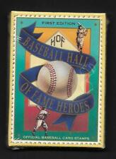 St Vincent Baseball Card Stamps HOF 1992 Set of 12 MNH 1693-1704 Sealed Pack New