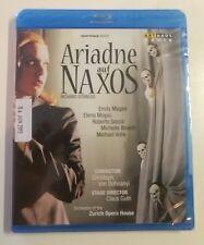 Strauss - Ariadne auf Naxos Mosuc BLU-RAY OPERA BRAND NEW IN BOX BNIB