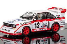 Scalextric Audi Sport Quattro E2 Swedish Rally Cross 1990 Slot Car 1/32 C3750