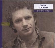 = tribute EDWARD STACHURA - BARDOWIE i POECI / polscy wykonawcy / CD sealed